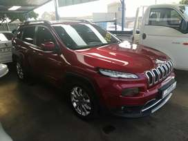 2015 JEEP CHEROKEE 3.2 LIMITED AUTO