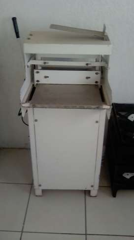 Fairly used bakery equipment