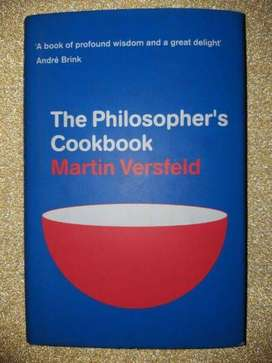 The Philosopher's Cookbook - Martin Versfeld.