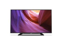 """Новый LED телевизор Philips с плоским экраном и диагональю 32"""""""