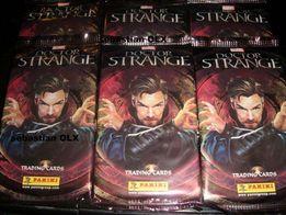 Panini Doctor Strange nowe 10 saszetek Marvel 9 kart w paczce 90 kart