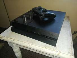 PS4 with one console