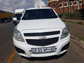 2013 Chevrolet Utility 1.4 Bakkie with a Canopy