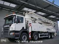 Scania P380 Cifa 48m. Boom - To be Imported 0