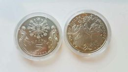 Памятная монета Праздник Рождества христового в Украине