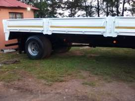 Hino 8ton dropsides for sale