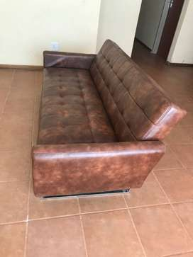Tuscan sleeper  couch
