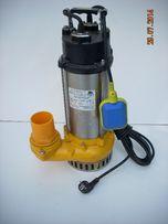 Pompa do ścieków i brudnej wody WQ 2200 F - duża wydajność