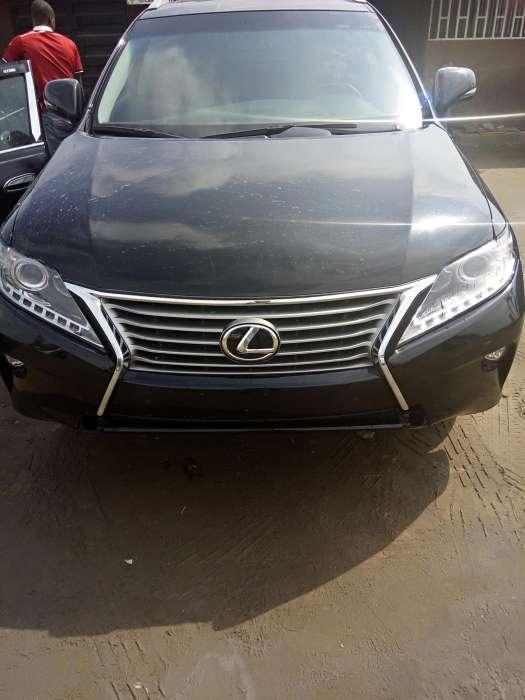 Extra clean 2015 Lexus Rx350 Black Accident free 0