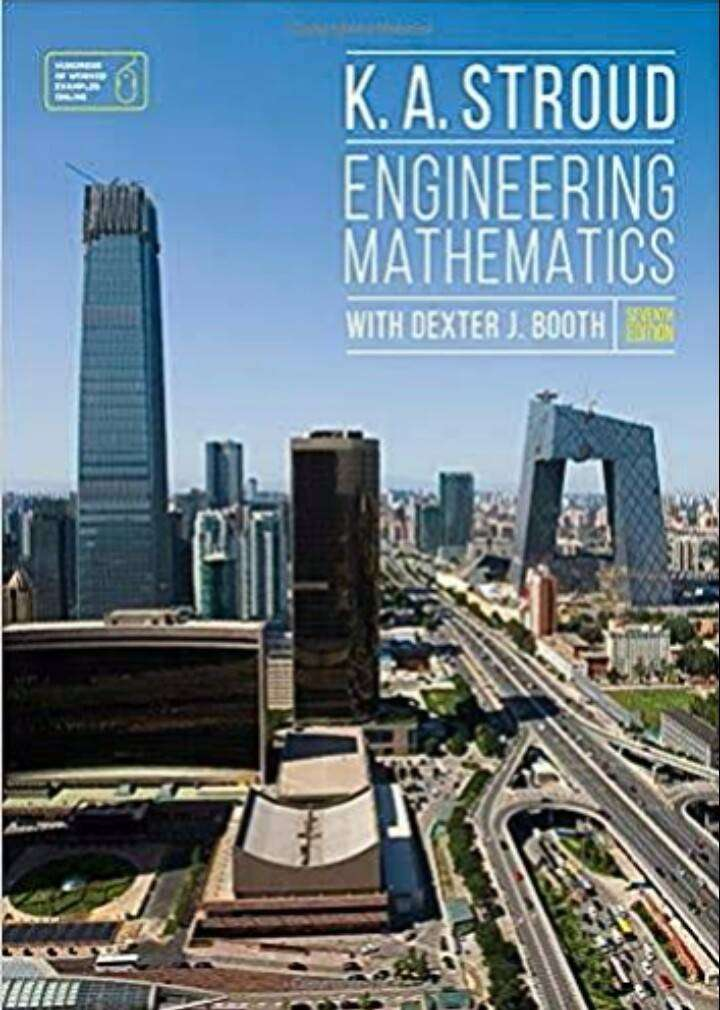 Engineering Mathematics by K. A. Stroud, Dexter Booth 0
