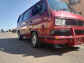 Caravelle 2.5 for sale or trade in for a Caravelle/Microbus