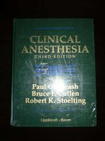 Clinical anesthesia 3rd edition