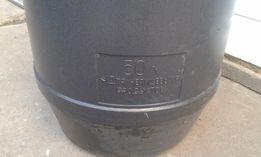 Бочка 50лтр. пластиковая