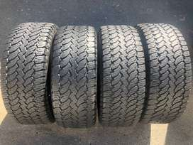 255/55R19 General Grabber AT3 XL 111H Tyres | #LandRoverTyres