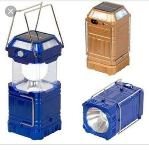 Brand new Rechargeable Solar Lamp for sale 0