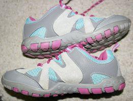 crane брендовые кроссовки серые 22 стелька для девочки
