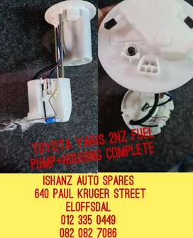 TOYOTA Yaris Fuel pump+housing