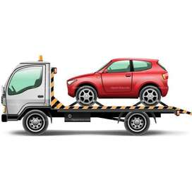 24 hr rollback towing service