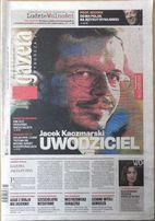 Gazeta Wyborcza 2014 - Jacek Kaczmarski