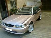 Image of toyota tazz R13,500