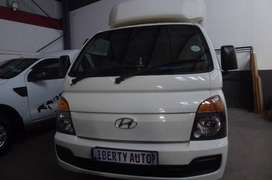 2018 Hyundai H100 2.5 Deck Single Cab High Volume Canopy  LIBERTY AUTO