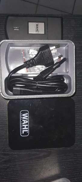 Wahl electric shaver rechargeable