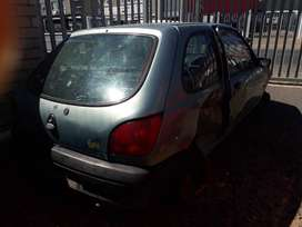 Ford Fiesta Breaking for spares