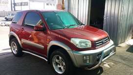 2002 Toyota Rav4 1.6 for sale