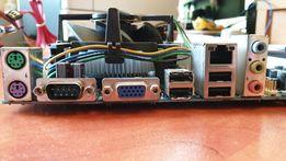GIGABYTE GA-G31M-VS2 + procesor Intel E5500 + pamieć 2 gb