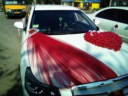 Прокат украшения на свадебные машины ДЕШЕВО!