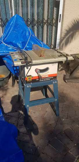 Ryobi Table Saw with Router