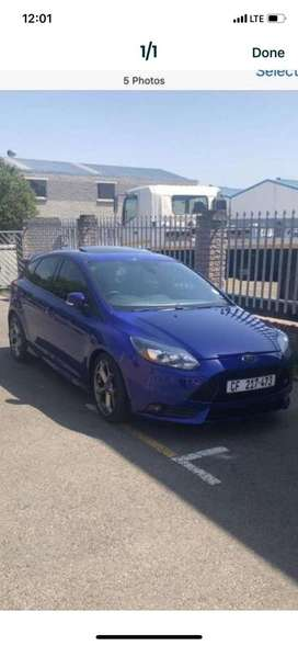 2015 Ford Fcous 2.0 st3 5 door
