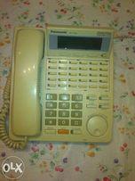 Цифровой системный телефон PANASONIC KX-T7433RU/RU-B