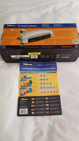 Fellowes Luna A4 laminator
