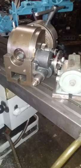 Dividing head for milling machine
