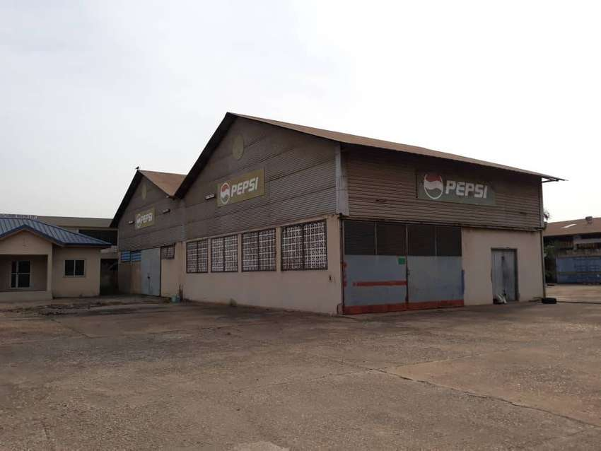 WAREHOUSE FOR SALE AT SOUTH INDUSTRIAL AREA 0