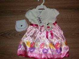 Продам нарядное платье для малышки