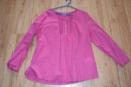 Bawełniana bluzka CANDA C&A ROZ 48/50