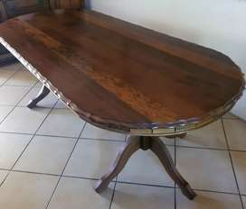 Antique Dining Table and Sideboard for Sale