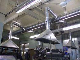 монтаж и демонтаж вентиляции изготовление