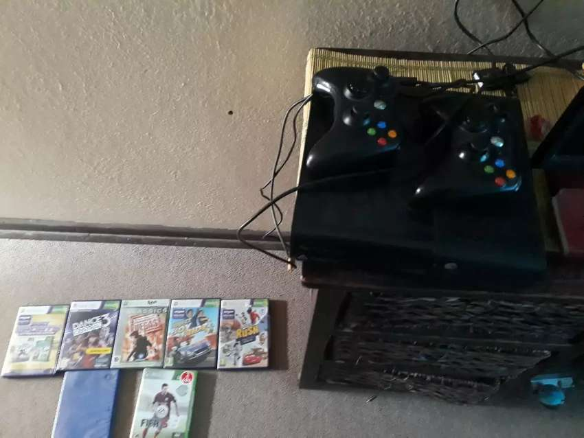 selling a xbox360 brand new 0