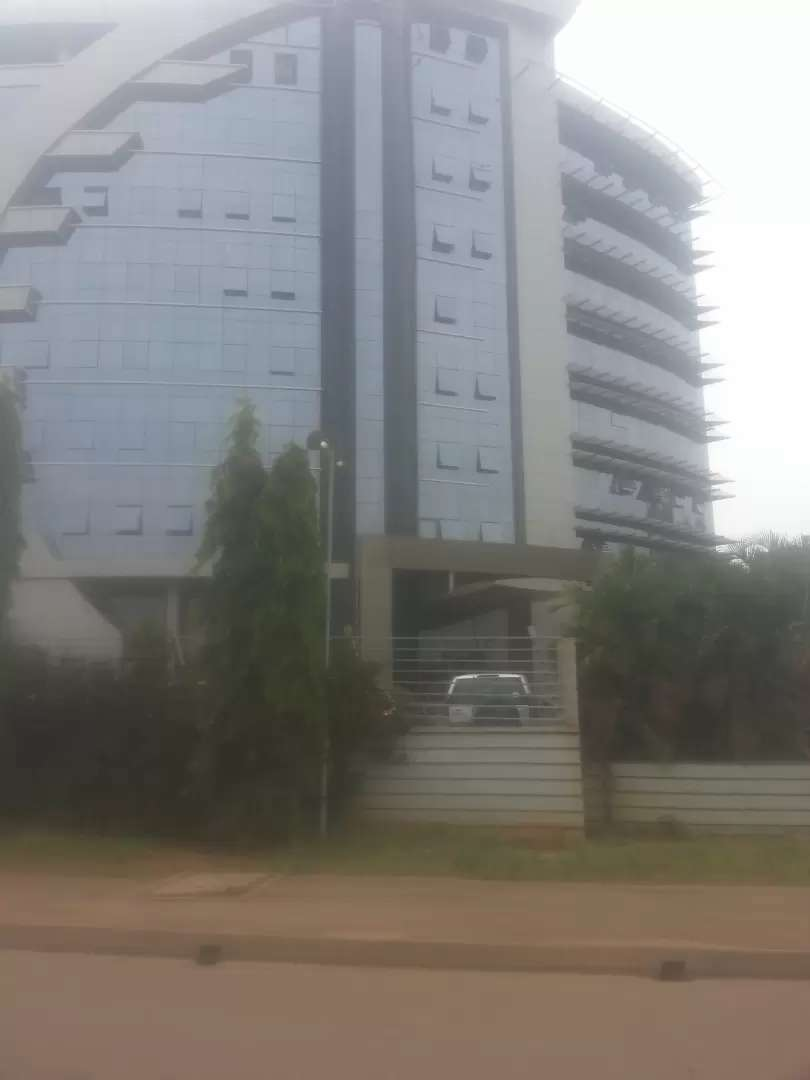 Offices available for rent at a good building at Nakasero 0