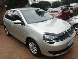 2013 polo vivo 1.4 manual hatchback immaculate condition for sale