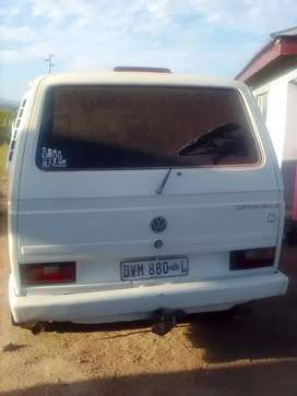 I'm selling my microbus khombi, no problem start and go , paperwork ok