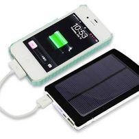 Солнечное зарядное устройство Led Solar Power Bank 32000 mAh