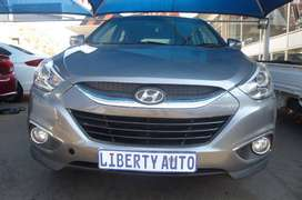 2015 Hyundai ix35 2.0 Face Lift SUV 90,000km Camera LIBERTY AUTO
