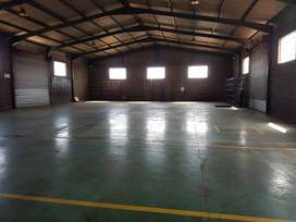 Factory, Warehouse, workshop to let on R 59 Hiway