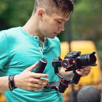 Видеооператор, видеограф, профессиональная свадебная видеосъемка