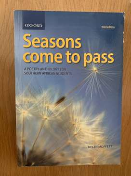 Seasons come to pass Third Edition