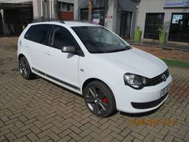 2014 VW POLO VIVO GP 1.6 MAXX